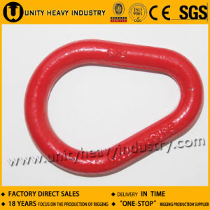 Drop Forged Carbon Steel Pear Ring Link