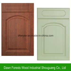 PVC Faced MDF Cabinet Door pictures & photos