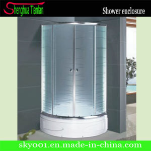 Low Tray Quality Sector Hot Folding Shower Screen (TL-523) pictures & photos