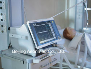 ICU Ventilator Shangrila590p Touch Screen with CE Certificate pictures & photos