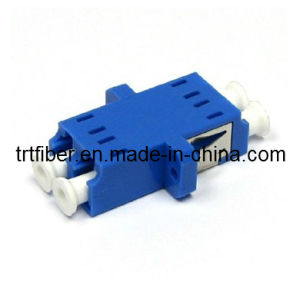 LC-LC Duplex Fiber Optical Adapter pictures & photos