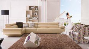2014 Modern Leather Sofa, Leather Sofa, Sofa