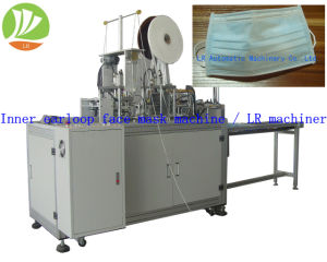 Automatic Surgical Ultrasonic Inner Earloop Mask Making Machine pictures & photos