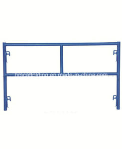 Construction S-Style Single Ladder Frame pictures & photos