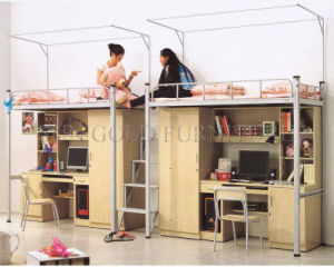 Modern Student Dormitory Apartment Furniture (SZ BF051)
