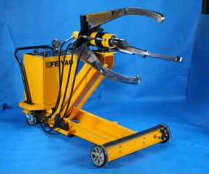 Skid-Resistant Hydraulic Gear Puller (FY-EPH) pictures & photos