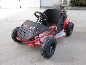 Kids Petrol Go Kart 4 Wheelers Cart 80cc (HD-80GK)