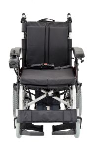 Aluminum Foladable Power Wheelchair with CE Certificate pictures & photos