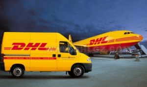 Door to Door Express to South Africa From China by DHL