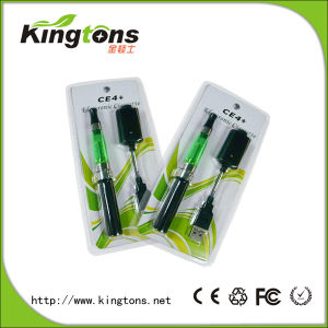 Kingtons Christmas Gift EGO CE4 E Cigarette with Dual Coil, Cartomizer Blister Set