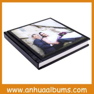 Acrylic Cover Photography Custom Album for Photographers