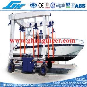 200t Yacht Handling Gantry Crane pictures & photos