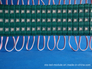 Factory Price 5054 DC12V Injection LED Module with Lens pictures & photos
