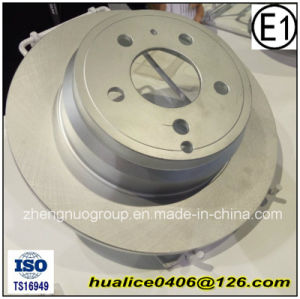 Auto Parts Manufacture Brake Discs for Opel Cars pictures & photos