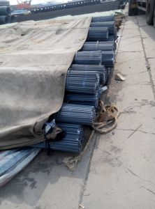 High Quality Hot Rolled Steel Rebar