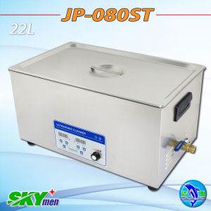 22liter Ultra Sonic Cleaner with Power Adjustable for Precision Parts Cleanjp-080st pictures & photos