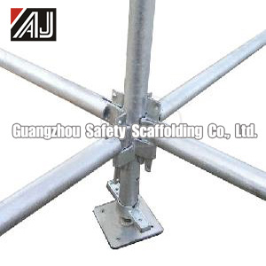 Steel Kwikstage Scaffold for Construction, Guangzhou Manufacturer pictures & photos
