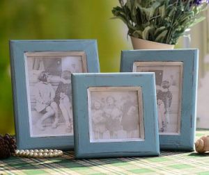Old Looking Wooden Picture Frame