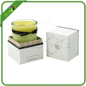 Paper Candle Box for Xmas Gift Packaging pictures & photos