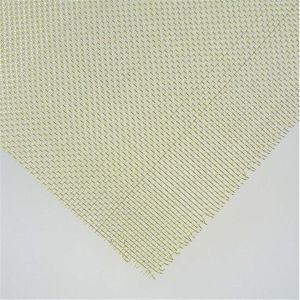 High Tensile 120 Mesh Brass Wire Filter Mesh pictures & photos