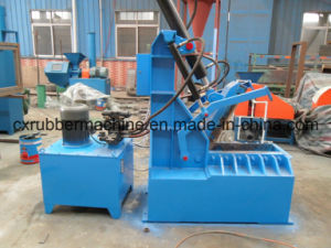 with Ce ISO SGS Certification Waste Tyre Cutter Machine/Scrap Tire Cutting Machine pictures & photos