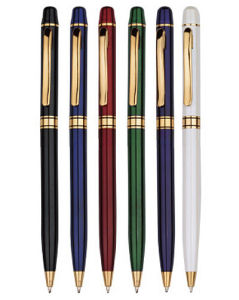 Slim Pen, Metal Pen, Hotel Pen (Promotional Pen, Ballpen, Ballpoint Pen) (BP-0001) pictures & photos