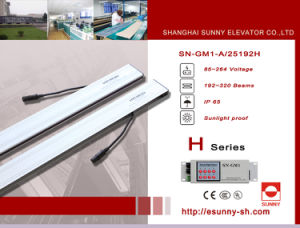 Elevator Light Curtain (SN-GM1-A/25 192H) pictures & photos
