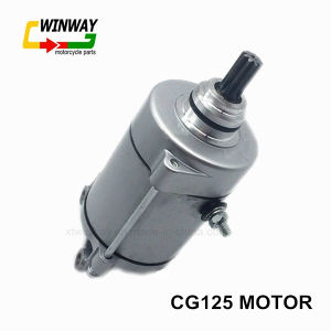 Ww-8841 12V Motorcycle Part Starter Motor for Cg125 pictures & photos