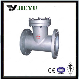 T Type Strainer Carbon Steel/Stainless Steel pictures & photos