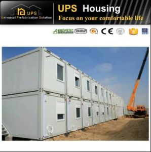 China Manufacturer Two Floors Container House with Design Plan pictures & photos