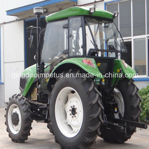 Big Horsepower 120HP 4WD Farm Tractor with Air Condition Cabin pictures & photos