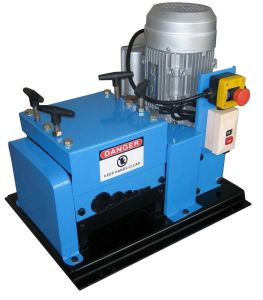 CE Wire Cutting Stripping and Crimping Machine, Wire Stripping Machine (HW-007) pictures & photos