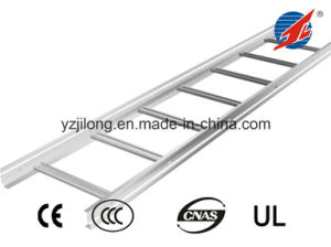 Hot DIP Galvanized Steel Ladder Cable Tray with UL, CE, ISO9001 pictures & photos