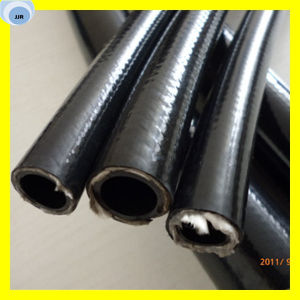 High Pressure Resin Hose Black Color R7 Hose pictures & photos