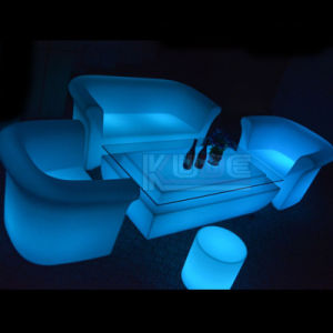 Outdoor LED Furniture LED Light up Outdoor Lounge Furniture pictures & photos