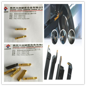 Carbide CNC External Parting Grooving Tools and Mgmn