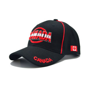 Custom 3D Embroidery Acrylic Sport Cap pictures & photos