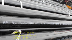 API 5L Dn32, Seamless Pipes, ASTM A106 Gr. B Seamless Steel Tube pictures & photos