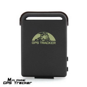 Super Thin Mini GPS Tracker GSM GPRS Global Locator Best Tracking Device for Children Elder Car Pets Outdoor (L001)