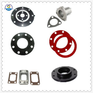 Insulation Rubber Flange Gasket pictures & photos