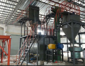 En615 Approval Dry Powder Produce Machine pictures & photos