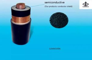 Semi-Conductive Conductor Shielding Compound (PYJD-45KV)