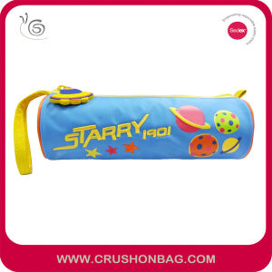Promotion Zipper Cartoon Stationery Pen Pencil Bag