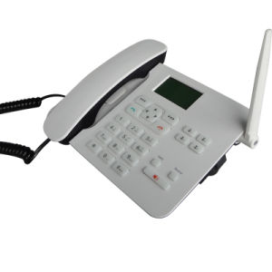 GSM Fixed Wireless Phone with Recorder Functions (KT1000-157) pictures & photos
