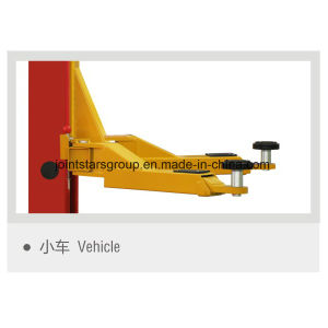 Clear Floor Lift/Lift/Car Lifter/Post Lift/Two Post Lift/Auto Lift/Auto Lifter/Car Hoist/Electric Hoist pictures & photos