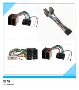 Customize Manufacturer 16 Pin Electric Wire Harness pictures & photos