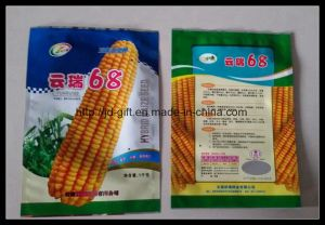 Corn Seed Plastic Laminted Printing Packaging Bag pictures & photos