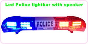 LED Police Lightbar. Police Emergency Light Bar
