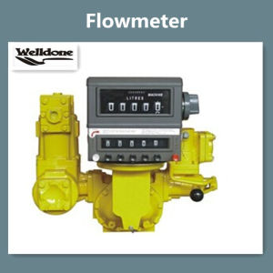 2016 New Positive Displacement Flowmeter