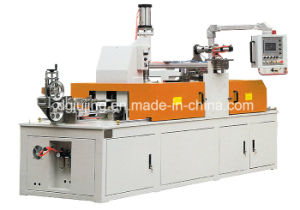 Automatic PLC Cable Wire Coiling Wrapping Machine pictures & photos